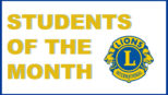 Students of the Month – March 2019